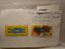 CUB MASTER TRAINING AWARD SCOUT STUFF BACK (DISCONTINUED) KNOT F3057