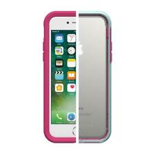 LifeProof Slam Case for iPhone 8 Plus - Clear / Blue / Magenta