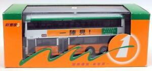 Corgi 1/76 Scale Model Bus 43213 - Volvo Olympian Double Deck - Hong Kong #112