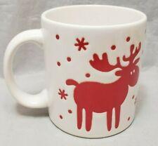 Red Willie Reindeer White Mug Waechtersbach Fun Factory Germany