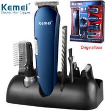 Men Hair Clipper Hair Cutting Kit Shaver Cordless Beard Trimmer USB Rechargeable
