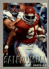 1993 Fleer Football Card #s 1-250 +Rookies (A2131) - You Pick - 10+ FREE SHIP