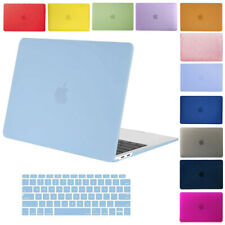 2020 Air 13 A2179 A1932 Laptop hard shell Case For MacBook pro 13 15 Cover Case