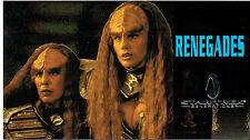 STAR TREK GENERATIONS FOIL CARD F2