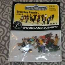 New Woodland Scenics Everyday People A1983