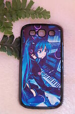USA Seller Samsung Galaxy S3 III  Anime Phone case Cover Miku Hatsune