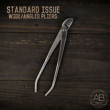 American Bonsai Stainless Steel Pliers: Standard Issue WIDE/ANGLED