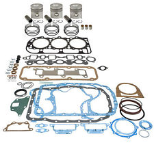 FORD 555 550  BACKHOE INFRAME  ENGINE OVERHAUL KIT 201 CID