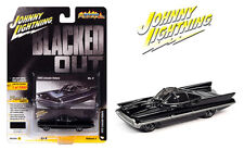 Johnny Lightning 1:64 Street Freak Blacked Out 1955 Lincoln Futura Car JLCP7344A