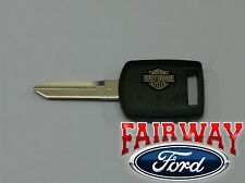 99 thru 12 F250 F350 Super Duty OEM Genuine Ford Harley Davidson Key 164-R8081