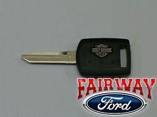 99 thru 12 F250 F350 Super Duty OEM Genuine Ford Harley Davidson Key 164-R8081