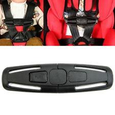 Car Baby Safety Seat Strap Belt Harness Chest Clip Child Safe Lock Buckle SR