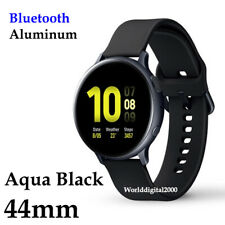 New Samsung Galaxy Watch Active2 SM-R820 Aluminum 44mm -Color:Black- Bluetooth
