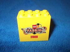 Vintage Legoland Brick ~ Baustein 1x4 yellow 355 681 450 646 3010p30 LEGO