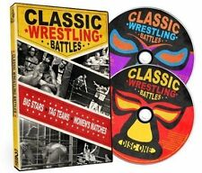 Wrestling NR Rated DVDs & Blu-ray Discs