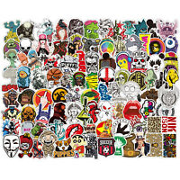 200 Skateboard bomb Vinyl Laptop Luggage Stickers Decals Dope Sticker lot cool