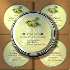 Finigrana Bio-Olivenöl Creme Soft 100ml Sheabutter Naturkosmetik Vegan Gesicht