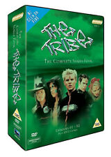 THE TRIBE COMPLETE SEASON 4 DVD Fourth Series Original UK Release New Sealed R2