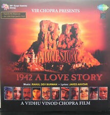 1942 A Love Story R D burman Vinyl LP Hindi Film Soundtrack Bollywood Indian NEW