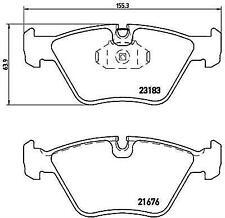 Brembo P06043 Front Brake Pad Set