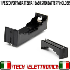 Porta Batteria smd 18650 3.7V Li-ion Portapila Battery Holder SMD