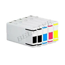 KIT 5 Cartucce per Stampante EPSON WORKFORCE PRO WP 4015DN 4515DN 4535DWF