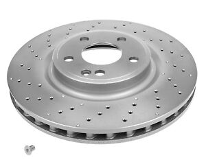 MEYLE PD Brake Rotor Front Pair 083 521 0021/PD fits Mercedes-Benz GLA-Class ...