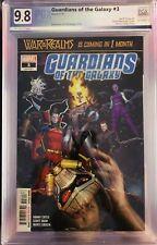 Guardians Of The Galaxy #3 PGX 9.8 WP