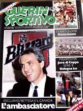 Guerin Sportivo 14 1983 Bettega e Canada - Foto Pisa 1982-83 - Moser Saronni