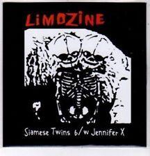 (BQ739) Limozine, Siamese Twins / Jennifer X - DJ CD