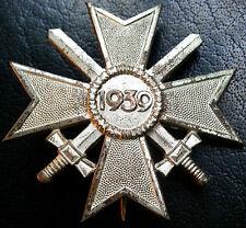 ✚6730✚ German Army War Merit Cross First Class medal post WW2 1957 pattern ST&L