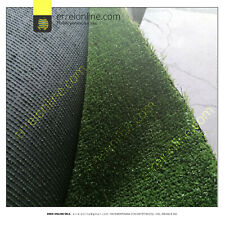 Prato sintetico 7mm manto erboso finta erba giardino tappeto esterno