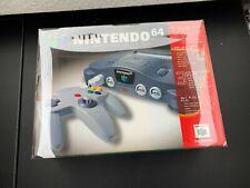 Sammlungsauflösung Nintendo N64 OVP Super Nintendo SNES Top Zustand aus Sammlung