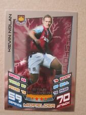 Match Attax 2012/13 - Star Player - Kevin Nolan of West Ham United