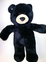 "Build A Bear Black Bear 18"" Plush Stuffed Animal"