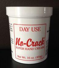 No Crack Hand Cream Hand Lotion Day Use 16 oz