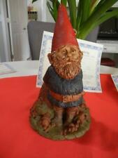 "Cairn Studio Tom Clark ""Forest Gnome""Ltd Edition Coa #77 Hand Signed ""Tom Clark"""