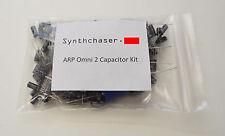 ARP Omni 2 Capacitor Replacement Kit with 4075 VCF rebuild kit