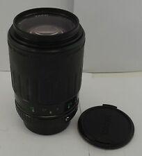Vivitar 70-210mm 1:4.5-5.6 Lens - Pentax PK - A/R Mount + Arrow 1A Filter