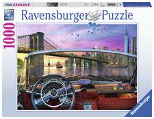 RAVENSBURGER PUZZLE*1000 TEILE*BROOKLYN BRIDGE*RARITÄT*OVP