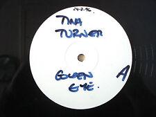 "Tina Turner Whatever You Want (Todd Terry Mixes) UK 12"" PROMO EX+"