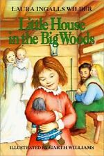 Little House in the Big Woods - Laura Ingalls Wilder - HC w/DJ 1994