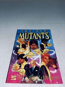 New Mutants Graphic Novel Rare 6th Printing Adam Hughes Cover NM