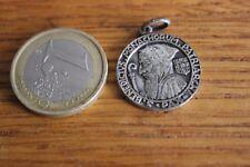 Vintage Saint Benedict Antique Catholic Coin Medal 3/4 inch Médailles