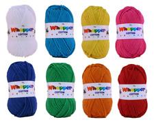 Cygnet Yarns Whopper Cotton Super Chunky/Bulky Wool/Yarn - 100g