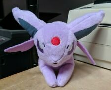 "POKEMON ESPEON PSYCHIC EEVEELUTION GEN 2 OFFICIAL TOMY LICENSED 6"" PLUSH NEW"