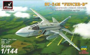 "Armory 1/144 AR14702 Sukhoi Su-24M ""Fencer"" ex-USSR countries plastic kit"