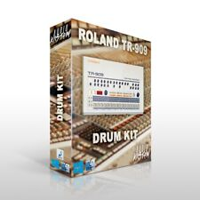 Roland TR 909 Drum Kit Samples MPC Maschine Sounds DOWNLOAD Trap Hip Hop WAV