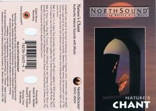 Nature's Chant Gregorian chant with Nature Sounds NorthSound cassette