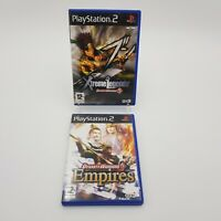 PS2 Dynasty Warriors 5 Game Bundle - Xtreme Legends & Empires PlayStation 2 PAL